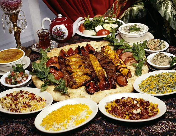 History Of Iranian Food Amp Cuisine